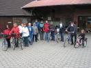 Schützen Radtour Himmelfahrt