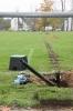 Erweiterung der Bewässerungsanlage